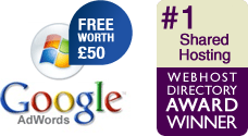 Google AdWords worth £80